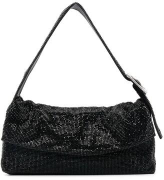 Benedetta Bruzziches La Vitty La Mignon crystal-embellished tote bag