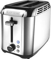 Black & Decker Black+Decker Stainless Steel Rapid 2-Slice Toaster