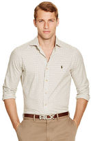 Big & Tall Polo Ralph Lauren Checked Cotton Twill Shirt