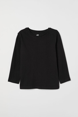 H&M Jersey Shirt - Black