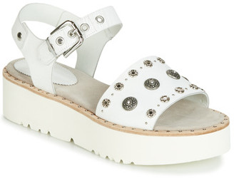 Fru.it 5435-476 women's Sandals in White