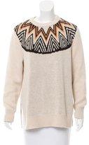 Mara Hoffman Crew Neck Sweater