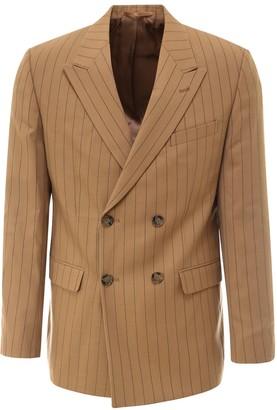 Nanushka Malvin Striped Blazer