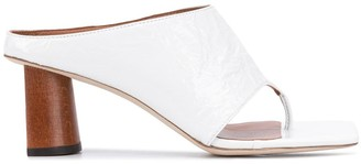 REJINA PYO Lina mid sandals