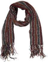 Missoni Knit Multicolor Scarf
