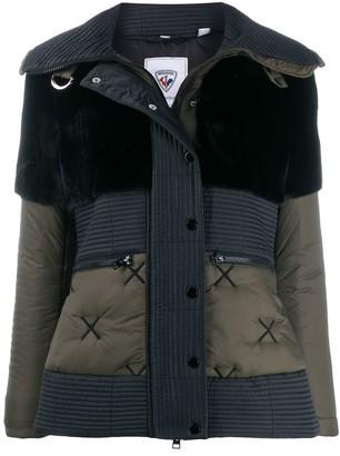 Rossignol x JCC JC de Castelbajac WWW Extra bomber jacket