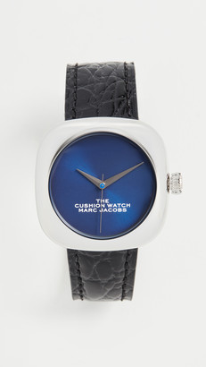 Marc Jacobs The Cushion Watch 35mm