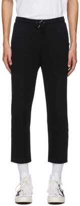 Opening Ceremony Black Ribbed Lounge Pants