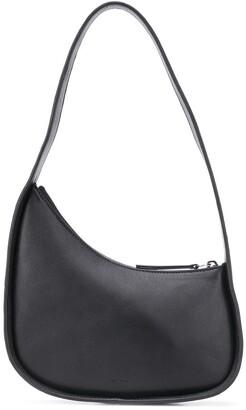 The Row half moon tote bag