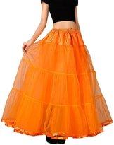 DaisyFormals® Ankle Length Bridal Wedding Long Dress Slips,14 Colors- Sky Blue,LXL