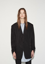 Vetements Fold up Suit Jacket