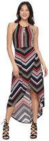 Candies Juniors' Candie's® High-Low Hem Halter Dress
