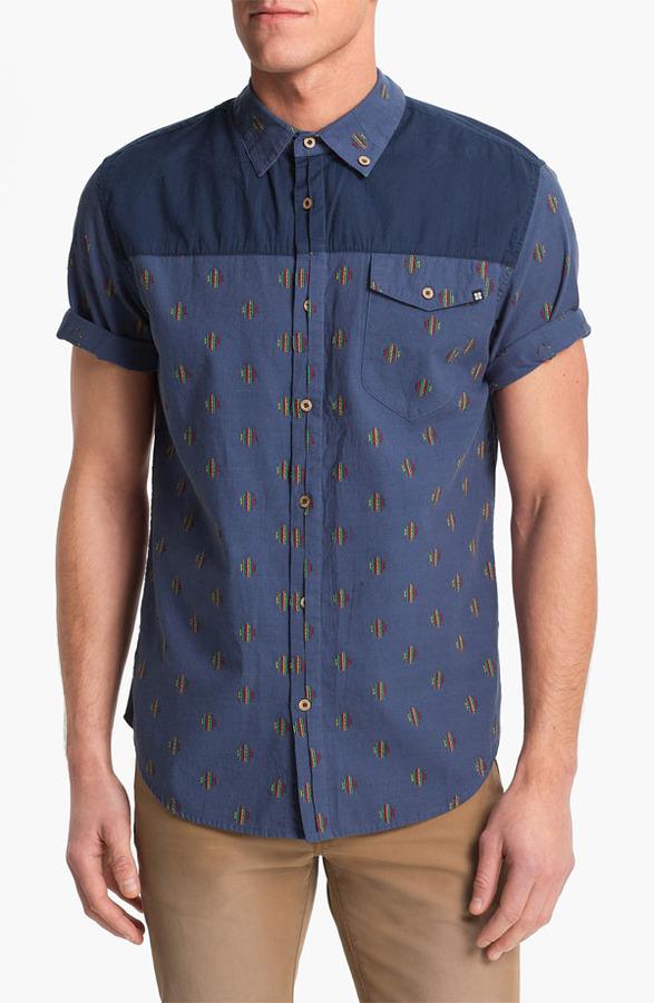 Insight 'Girgis' Woven Shirt