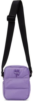 Marc Jacobs Purple Heaven by Nylon Crossbody Bag