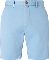 Gant Slim Comfort Chino Shorts, Capri Blue