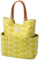 Petunia Pickle Bottom NEW Tailored Electric Citrus Diaper Tote