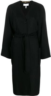 Escada Sport Belted Robe Coat