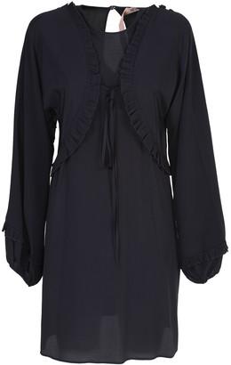 N°21 N. 21 black silk dress
