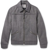 Lanvin - Checked Woven Jacket