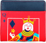 Jonathan Adler Queen Mini Bi-fold Wallet