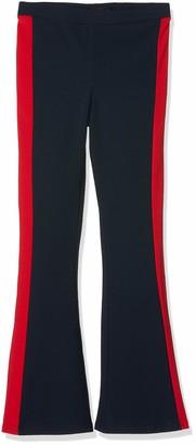 Name It Girl's Nlfdonna Bootcut Pant Noos Trouser