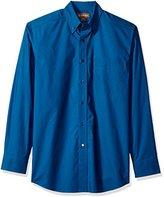 Ariat Men's Men's Long Sleeve Performance Poplin Shirt