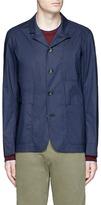 Rag & Bone 'Radford' cotton blend soft blazer