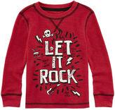 Arizona Graphic Thermal T-Shirt - Toddler Boys 2T-5T