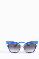 Dita Eyewear Stormy Cateye Sunglasses