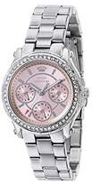 Juicy Couture Women's 1901104 Pedigree Multi-Eye Crystal Bezel Watch by