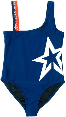 Perfect Moment Kids Superstar swimsuit