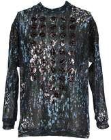 Joana Almagro - Knitted Camouflage Sweater