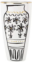Kate Spade Daisy Place Chinoiserie Vase - 9