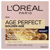 L'Oreal Age Perfect Golden Age Rich Re-Densifying Night Cream 50 mL