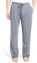 Daniel Buchler Men's Burnout Lounge Pants