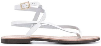 P.A.R.O.S.H. Tany ankle-strap sandals