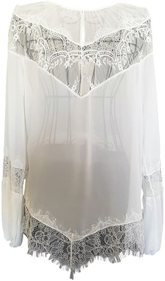Aniye By White Top for Women