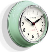 Newgate Clocks - The Cookhouse Wall Clock - Green