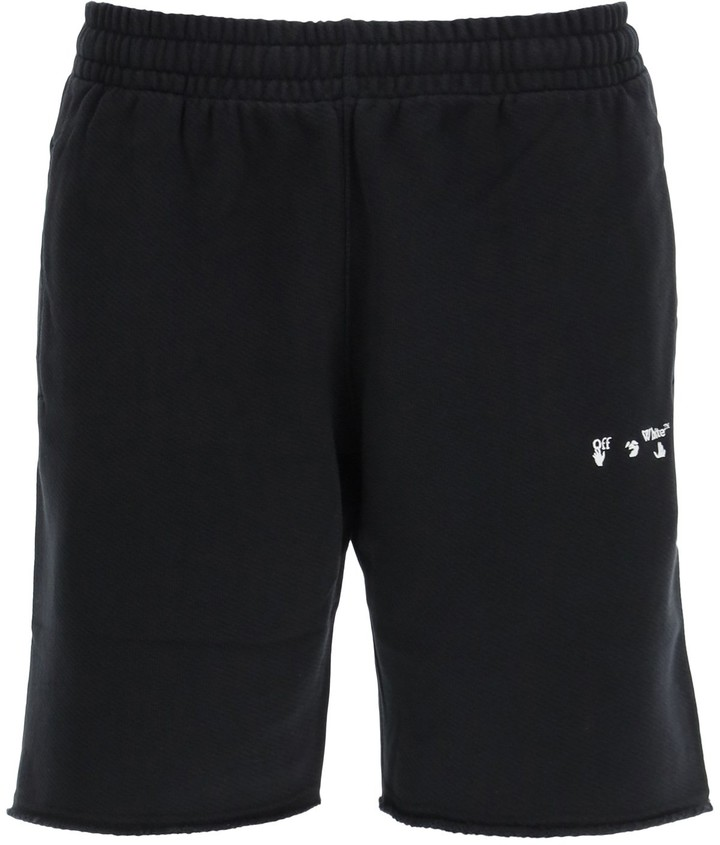 Marca find Shorts Bermuda Hombre Marfil S Off white Label: S