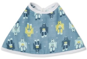 aden by aden + anais Baby Boys Retro Cotton Burpy Bib