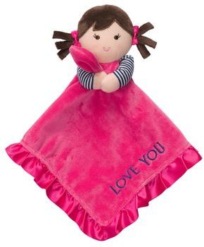 Carter's Dolly Security Blanket