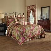Waverly Floral Flourish Cordial 4-piece Bed Set