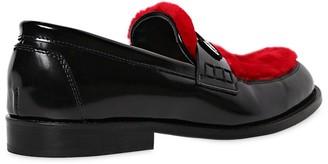 Joshua Sanders 20mm Last Dance Leather Loafers