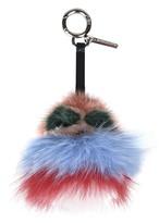 Fendi Fur Monster Keyring