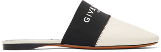 Givenchy Off-White Bedford Mules