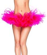 UTOVME Sexy Organza Tutu Pettiskirt Petticoat Ballerina Mini Skirt