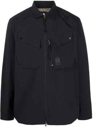 MHI Chest Pockets Shirt Jacket