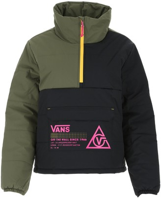 Vans Colour Block Half-Zip Jacket