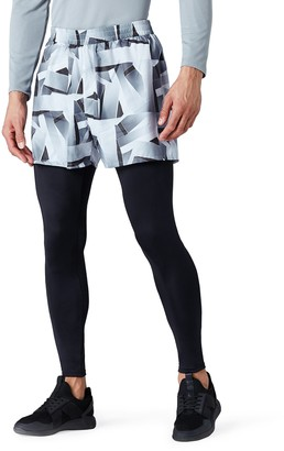 Active Wear Activewear Mens Leggings and Shorts
