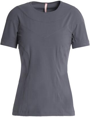 NO KA 'OI Paneled Stretch T-shirt